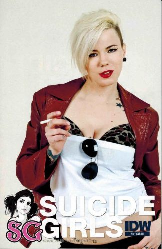 Suicide Girls #3 Photo Variant