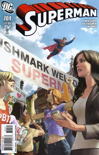 Superman #704 Gene Ha Variant Rushmark Indiana