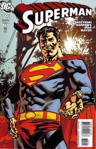 Superman #705 Yanick Paquette Variant