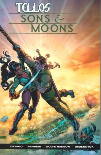Tellos: Sons and Moons Mike Wieringo