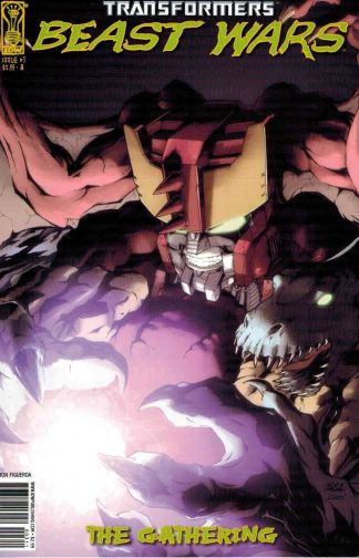 Transformers: Beast Wars - The Gathering #3 Don Figueroa A Variant