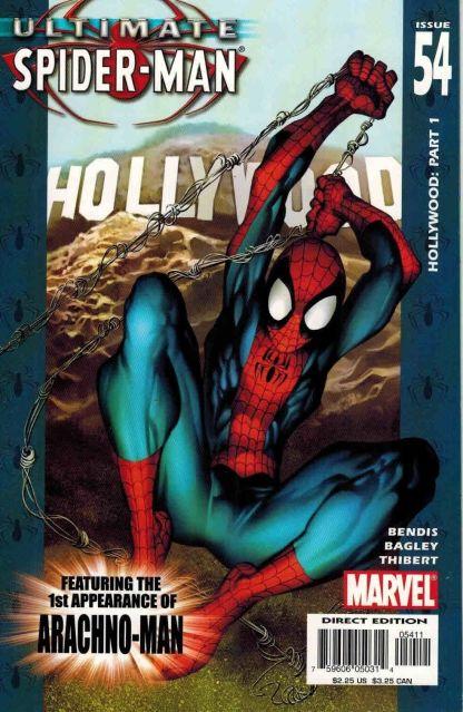 Ultimate Spider-Man #54 Arachno-Man Variant