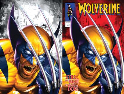 Wolverine #1 Ultimate Comics Exclusive Greg Horn Variant + Virgin Set 2020 DX