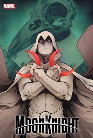 Moon Knight #1 1:50 Elizabeth Torque Variant Marvel 2021 Est Ship Date 7/21/2021