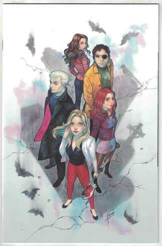 Buffy the Vampire Slayer #25 Frany Virgin Variant BOOM! 2019 VF/NM