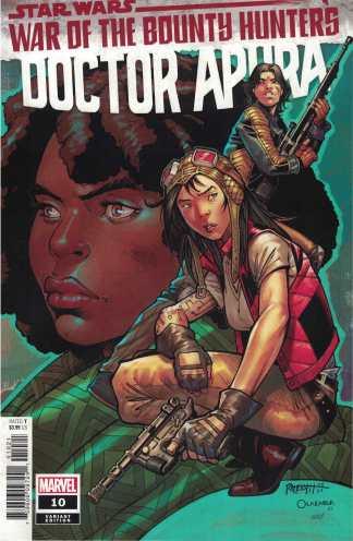 Star Wars Doctor Aphra #10 1:25 Height Marvel 2020