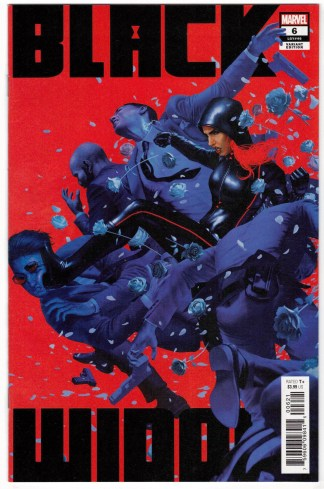 Black Widow #6 1:25 Rahzzah Variant Marvel 2020 1st Lucy Nguyen VF/NM