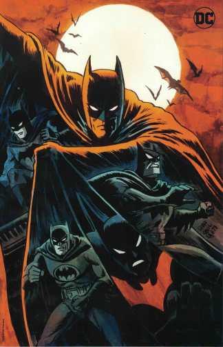 Legends of the Dark Knight #1 Francavilla Team Variant DC 2021
