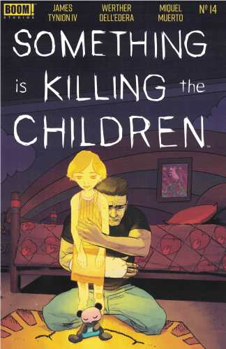 Something is Killing the Children #14 Dell'Edera Variant BOOM! 2019 Tynion IV