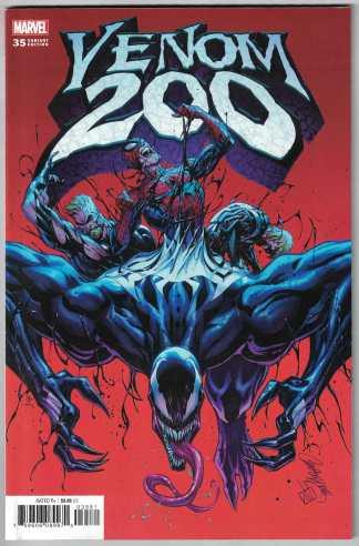 Venom #35 1:50 J Scott Campbell Variant Marvel #200 Donny Cates Ryan Stegman NM