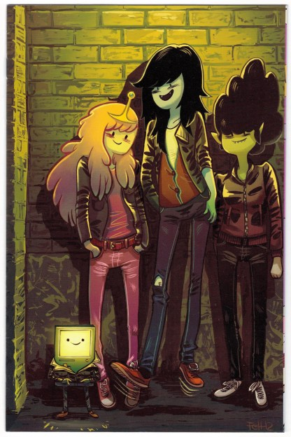 Adventure Time Marceline and Scream Queens #4 1:20 Hicks D Variant VF/NM