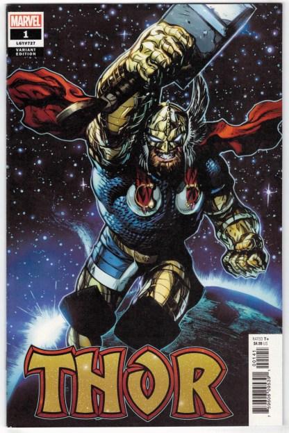 Thor #1 1:50 Ryan Stegman Variant Marvel 2020 Donny Cates VF/NM