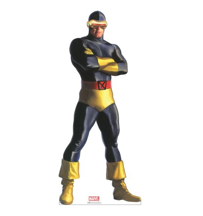 Alex Ross Marvel Timeless Collection Cardboard Standups -- Cyclops