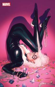 Black Cat #9 1:25 Sway Virgin Variant Marvel Estimated Shipping Date- 8/18/2021