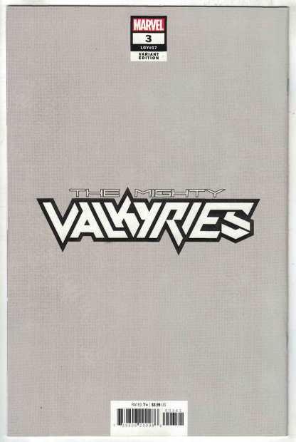 Mighty Valkyries #3 1:50 Jimenez Pride Variant MCU Valkyrie Marvel 2021 VF/NM