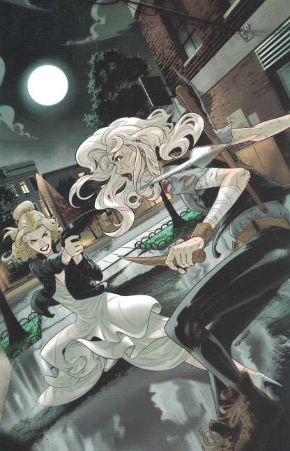 Buffy the Vampire Slayer #27 Georgiev 1 Per Store Virgin Variant Boom 2019