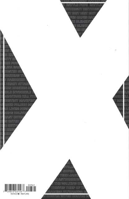 Skybound X #3 1:10 Erica Henderson B&W Virgin Assassin Nation Variant Image 2021