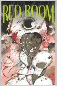 Red Room #1 1:20 Peach Momoko Variant Fantagraphics 2021 VF/NM