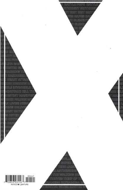Skybound X #4 1:10 Randolph B&W Virgin Variant Excellence Image 2021 Kirkman