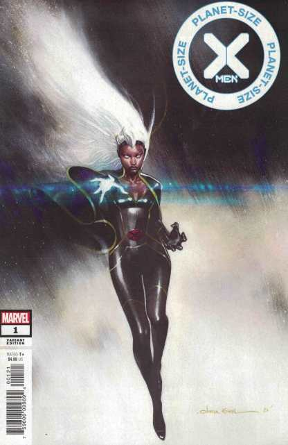 Planet Size X-Men #1 1:50 Coipel Variant Marvel 2021