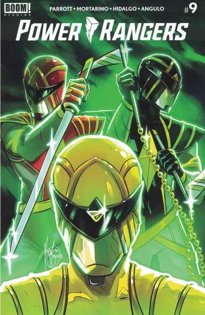 Power Rangers #9 Mirka Andolfo Secret Variant Boom 2020 Ryan Parrott