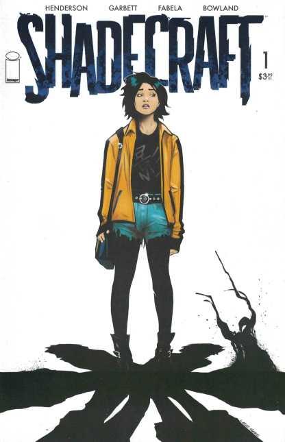 Shadecraft #1 Lee Garbett 1st Print A Cover Image 2021 Joe Henderson Optioned
