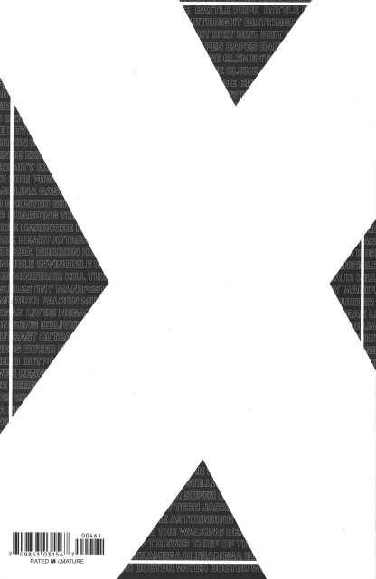 Skybound X #4 1:25 Adlard B&W Virgin Variant Rick Grimes 2000 Image 2021 Kirkman