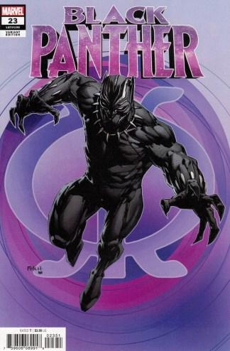 Black Panther #23 1:50 David Finch Variant Marvel 2018