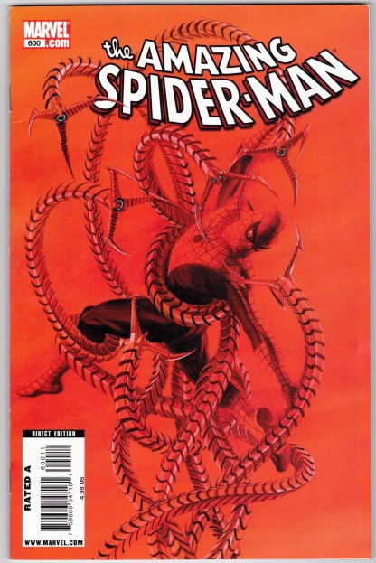 Amazing Spider-Man #600 First Print Alex Ross Cover A Marvel VF/NM