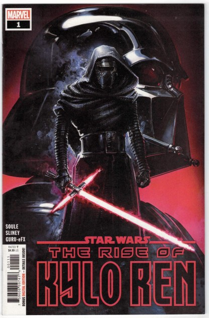 Star Wars Rise of Kylo Ren #1 First Print Cover A Marvel 2019 VF/NM