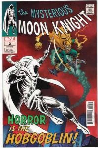 Moon Knight #2 1:50 John Romita Sr Hidden Gem Variant Marvel VF/NM