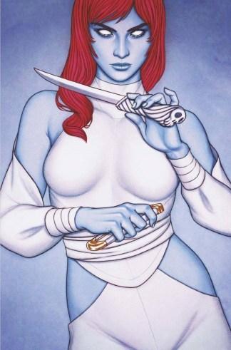 Demon Days Cursed Web #1 1:100 Jenny Frison Virgin Variant Marvel 2021 Ships 9/1