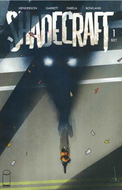 Shadecraft #1 Jock Zadie 1st Print B Cover 2021 Image Joe Henderson Optioned