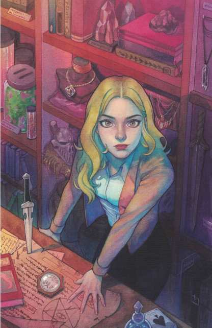 Buffy the Vampire Slayer #28 1:10 Frany Virgin Variant Boom 2019 Jeremy Lambert