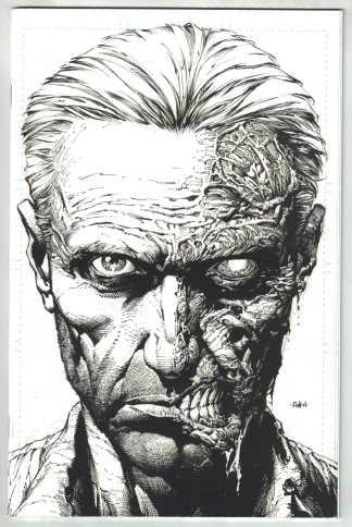 Walking Dead Deluxe #10 1:25 2nd Print Finch Variant Image 2020 Kirkman VF/NM