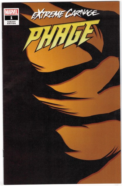 Extreme Carnage Phage #1 1:50 Symbiote Variant Marvel 2021 VF/NM