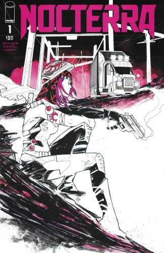 Nocterra #1 1:50 Kristantina Variant Snyder Image 2021
