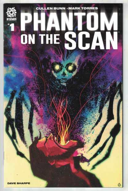Phantom on the Scan #1 1:15 Juan Doe Variant Bunn Aftershock 2021 VF/NM