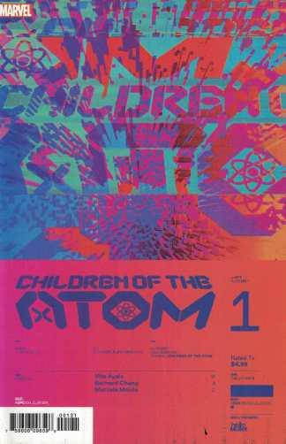 Children of the Atom #1 1:10 Tom Muller Variant Marvel 2021 Vita Ayala