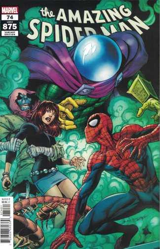 Amazing Spider-Man #74 1:50 Bagley Variant Marvel 2018