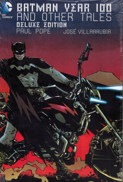 Batman Year 100 and Other Tales Deluxe Edition HC SEALED DC 2015