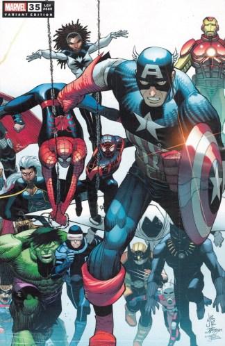 Fantastic Four #35 One-Per-Store Variant SEALED Marvel 2018