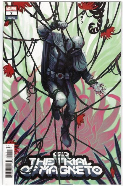 X-Men Trial of Magneto #2 1:50 Stephanie Hans Variant Marvel 2021 VF/NM