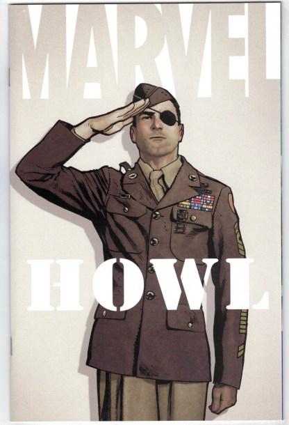 Marvel #5 1:25 Adam Hughes Howl Variant 2020 VF/NM