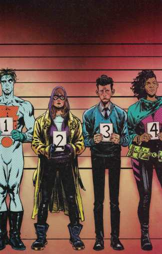 Crossover #8 1:25 Geoff Shaw Virgin Variant Donny Cates Image 2020