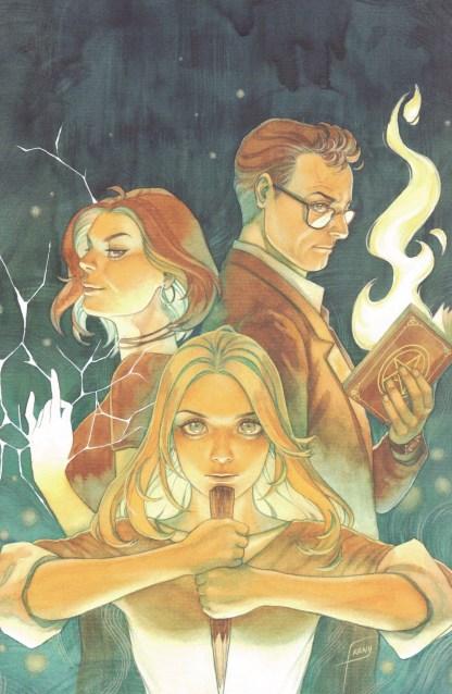 Buffy the Vampire Slayer #30 1:10 Frany Virgin Variant Boom 2019