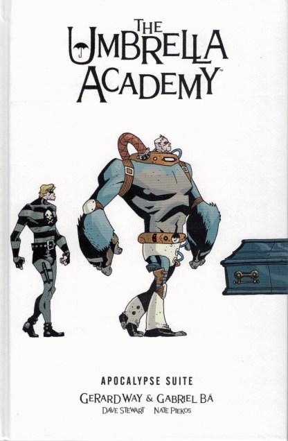 Umbrella Academy Apocalypse Suite HC 1/Store Thank You Variant Dark Horse SEALED
