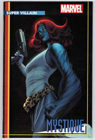 Inferno #1 1:25 Carnero Stormbreakers Mystique Variant Marvel 2021 VF/NM