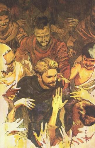 Dune House Atreides #11 1:25 Evan Cagle Virgin Variant Boom 2021