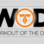 Workout of the Day #3
